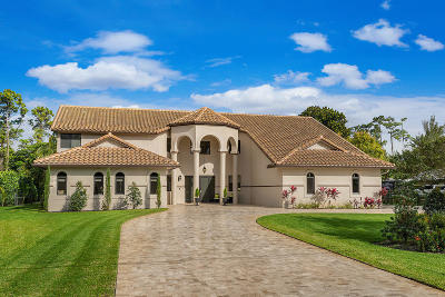 Broward County Single Family Home For Sale: 6672 NW 63 Way