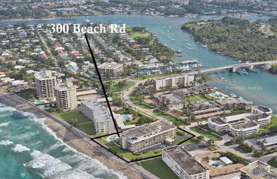 Condo For Sale: 300 S Beach Road #405