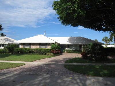 Boca Raton FL Single Family Home For Sale: $595,000