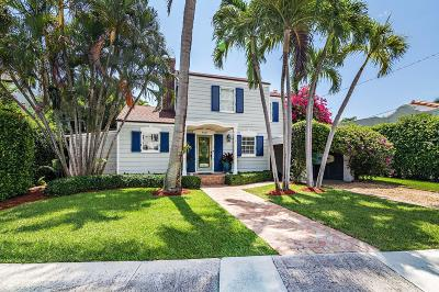 West Palm Beach Single Family Home For Sale: 4206 Washington Road
