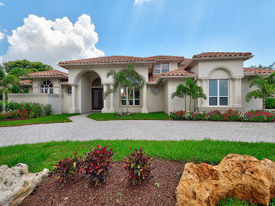 West Palm Beach Single Family Home For Sale: 2740 Tecumseh Drive