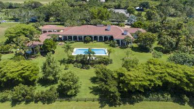 Boca Raton Single Family Home For Sale: 8347 Stage Coach Lane