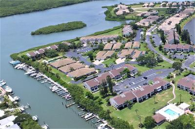 Hutchinson Island Condo For Sale: 3215 S Lakeview Circle #12205