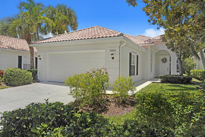 Delray Beach Single Family Home For Sale: 2024 Valencia Drive