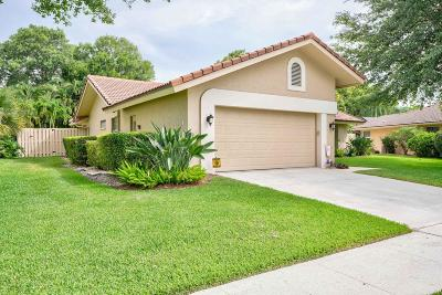 Jupiter Single Family Home For Sale: 104 Bayberry Circle