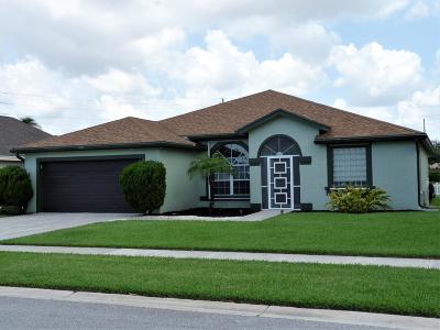 Boynton Beach Single Family Home For Sale: 6392 Terra Rosa Circle