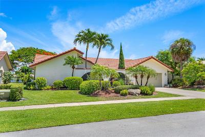 Boynton Beach Single Family Home For Sale: 2727 SW 23rd Cranbrook Drive