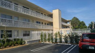 West Palm Beach Rental For Rent: 3915 S Flagler Drive #206