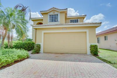 Coconut Creek Single Family Home For Sale: 5314 Osprey Street
