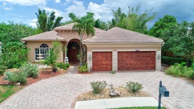 Delray Beach Single Family Home For Sale: 16555 White Orchid Lane