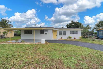 West Palm Beach Single Family Home For Sale: 5183 45 Street