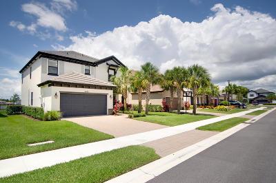 Lake Worth Single Family Home For Sale: 5422 Sandbirch Way