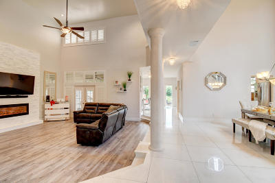Boca Raton Single Family Home For Sale: 23447 S Mirabella Circle