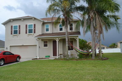 Saint Lucie West Single Family Home For Sale: 5920 NW Brianna Court