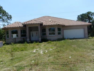 Port Saint Lucie FL Single Family Home Sold: $240,000