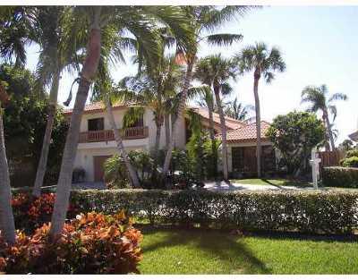 Boca Raton Single Family Home For Sale: 5730 Vista Linda Lane