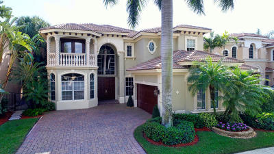 Delray Beach Single Family Home For Sale: 8186 Valhalla Drive