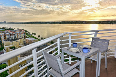 West Palm Beach Condo For Sale: 1551 Flagler Drive #Ph 2