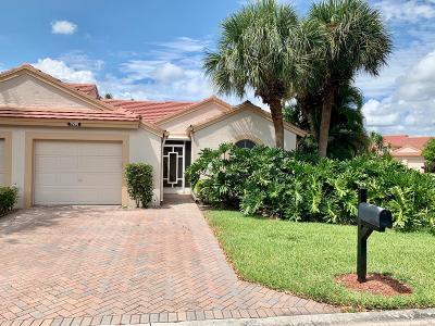 Delray Beach Single Family Home For Sale: 7590 Diamond Pointe Circle