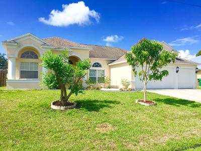 Single Family Home For Sale: 6146 NW Ginger Lane