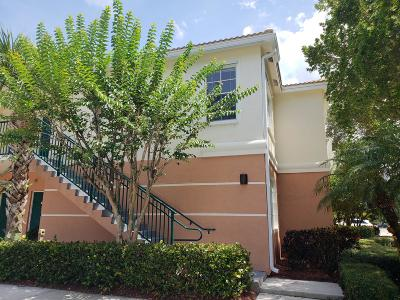 Palm Beach Gardens Rental For Rent: 8201 Myrtlewood Circle W #201