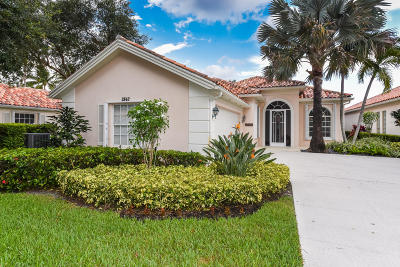 West Palm Beach Single Family Home For Sale: 2842 Irma Lake Drive