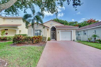 Single Family Home For Sale: 6681 Green Island Circle