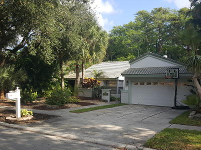 Boca Raton Single Family Home For Sale: 8847 Escondido Way E