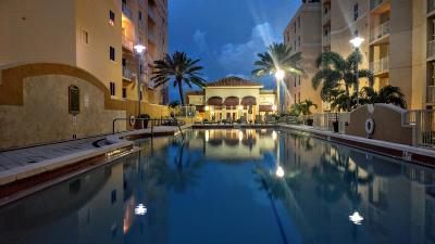 West Palm Beach Rental For Rent: 255 Evernia Street #918