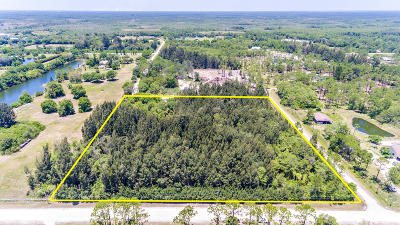 Jupiter Residential Lots & Land For Sale: 185th Place