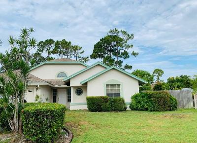 Royal Palm Beach Single Family Home For Sale: 132 Waterway Road
