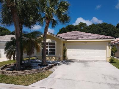Boynton Beach Single Family Home For Sale: 8057 Stirrup Cay Court