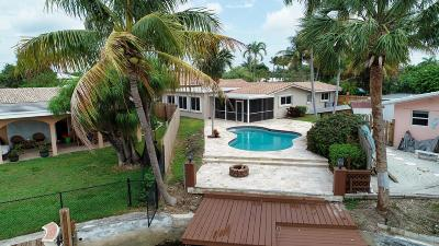 Pompano Beach Single Family Home For Sale: 532 SE 5th Court