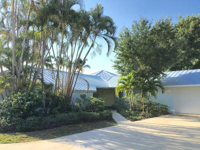 Palm Beach Gardens Single Family Home For Sale: 2288 Edward Road