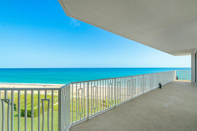 Palm Beach Condo For Sale: 2500 S Ocean #2 C 5