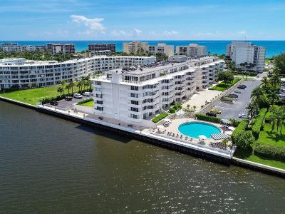 Palm Beach Condo For Sale: 2773 S Ocean Boulevard #217
