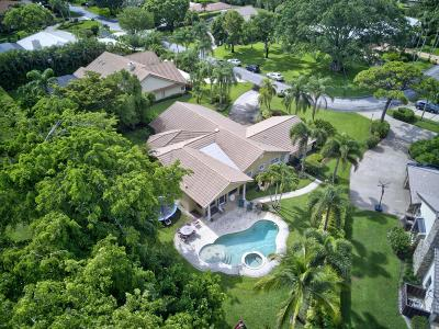 Boynton Beach Single Family Home For Sale: 4651 Turnberry Court
