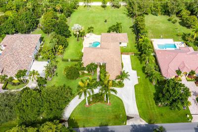 Palm Beach Gardens Single Family Home For Sale: 8369 Man O War Road