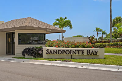 Tequesta Condo For Sale: 19800 Sandpointe Bay Drive #101