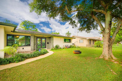Plantation Single Family Home For Sale: 1040 NW 75th Terrace