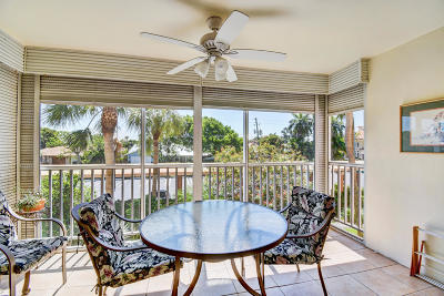 Palm Beach County Condo For Sale: 921 Gardenia Drive #271