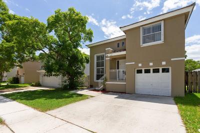 Margate Single Family Home For Sale: 3365 Blue Runner Lane