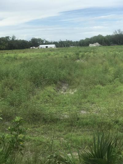 Palm Beach County Residential Lots & Land For Sale: Xxx E Rd