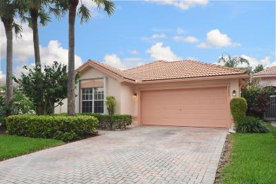 Delray Beach Single Family Home For Sale: 7482 W Mercada Way