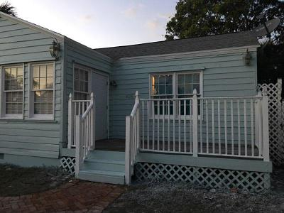 Northwood Single Family Home For Sale: 425 45th Street