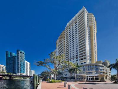 Fort Lauderdale Rental For Rent: 400 SW 1st Avenue #1604