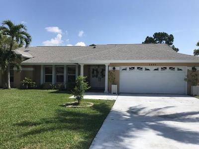 Single Family Home For Sale: 2495 SE Pascal Avenue