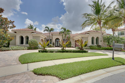 Delray Beach Single Family Home For Sale: 16912 Crown Bridge Drive