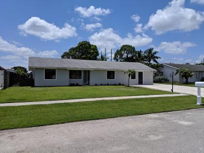 Royal Palm Beach Single Family Home For Sale: 129 Cortes Avenue