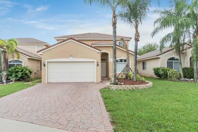 Coconut Creek Single Family Home For Sale: 5002 Pebblebrook Terrace